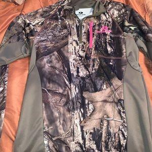 Missy Oak thermal shirt